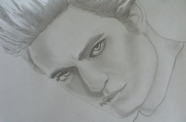 Robert Pattinson by vasy